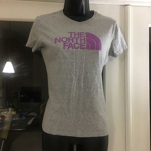 North face classic fit tee